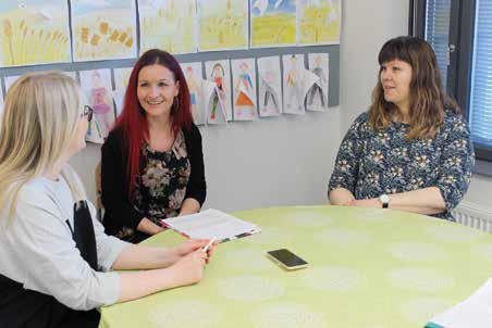 IBD koulussa – yhteistyö avaimena sujuvaan kouluarkeen
