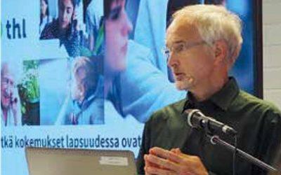 ACE puhutti Lasten terveyskäräjillä