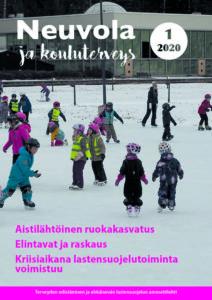 Neuvola ja kouluterveys -lehti 1/2020