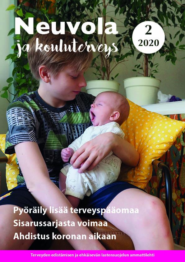 Neuvola ja kouluterveys 2/2020 kansi