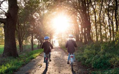 Pyöräily lisää terveyspääomaa