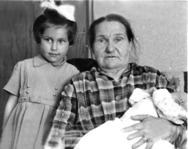 Seija, Katariina-mamma ja vauva